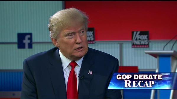 Trump harrumphs (again): No more Fox News!