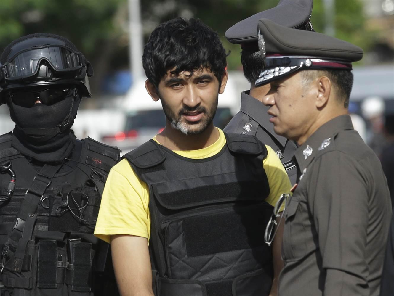 IMAGE Bangkok bombing suspect