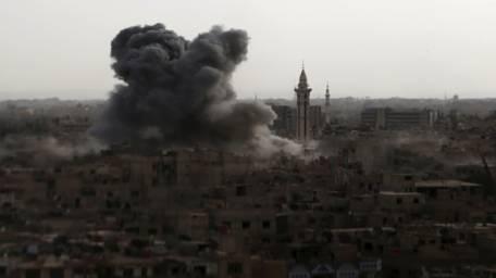Bashar Al Assad is a far greater threat than ISIL