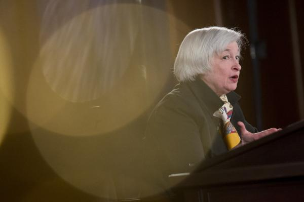 Dollar gains after Yellen revives rate hike expectations