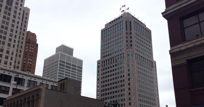 150 West Jefferson. Daily Detroit