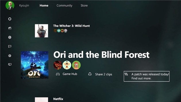 Xbox One's redesigned dashboard toured in lengthy video