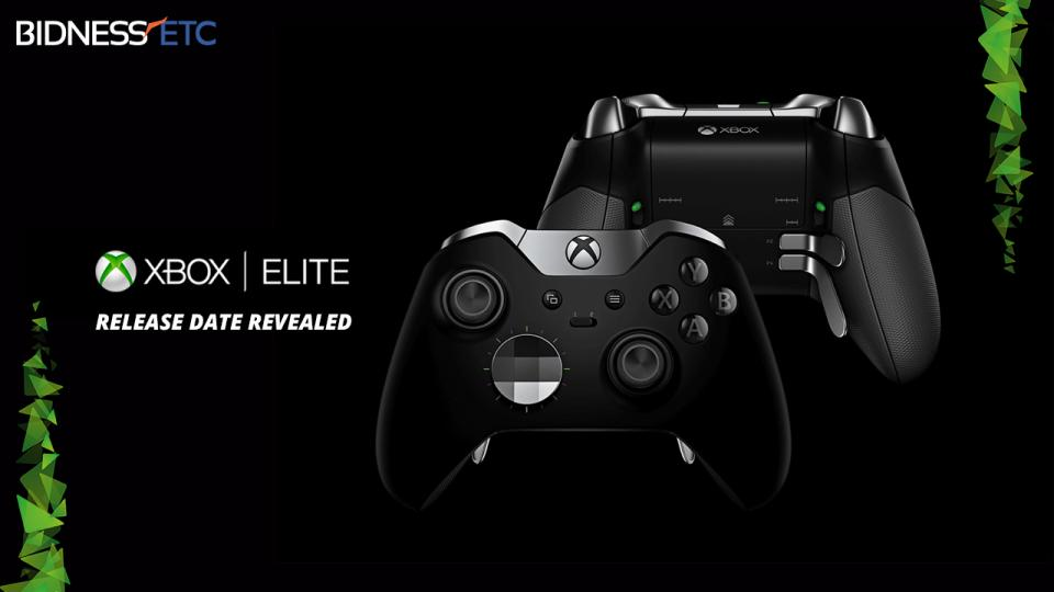 Xbox elite release date in Perth