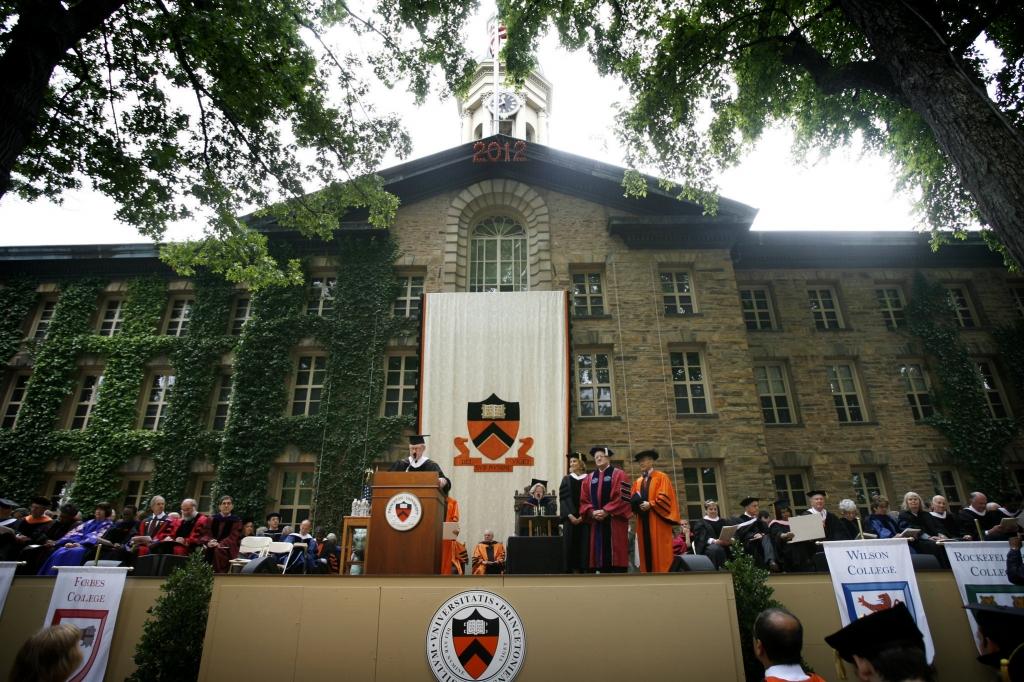 Princeton University Nassau