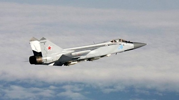 Russian military jet