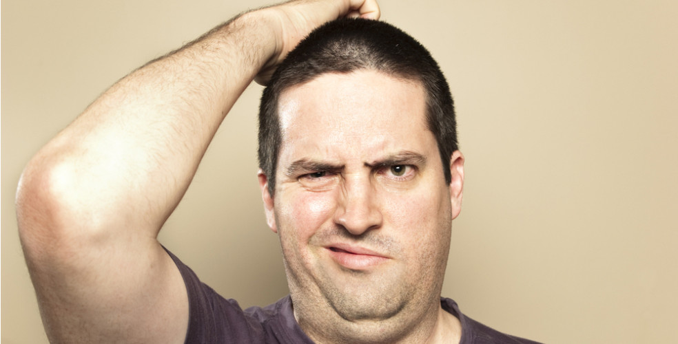 Head Scratcher  Shutterstock