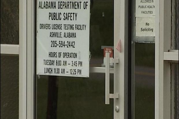Ashville drivers license testing facility