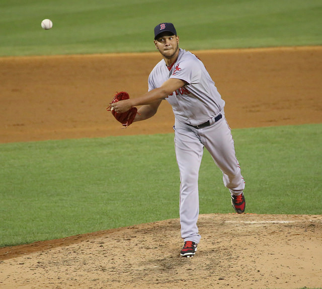 Eduardo Rodriguez become first Red Sox rookie left-hander to win in 10 games since 1972