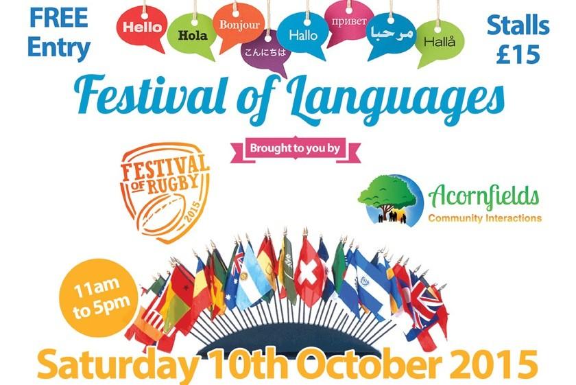 Festival of Languages in Milton Keynes