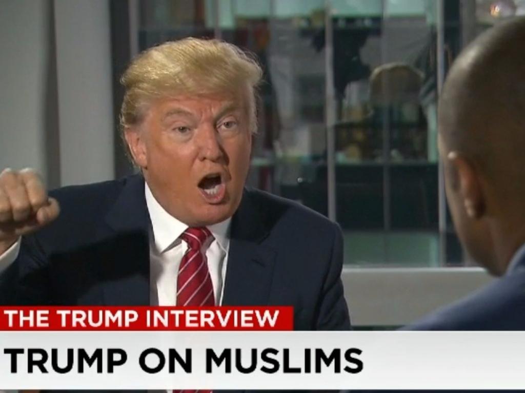 Don Lemon Asks Trump If He's a Racist or a Homophobe