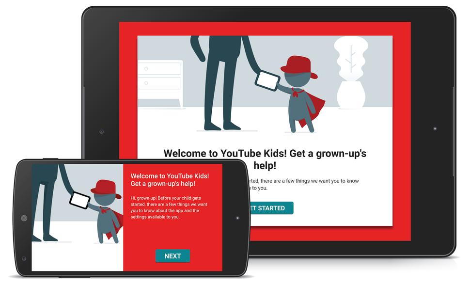 Google | You TubeYou Tube Kids app adds new parental controls to combat safety complaints FacebookTwitterPintrestLinked InGoogle+Mail Comment