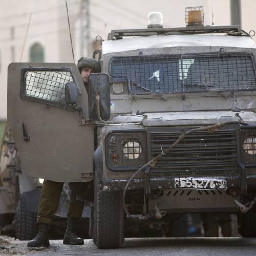 Israel arrests alleged Hamas men for settler killings