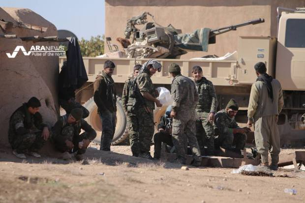 Kurds regain 17 villages kill more than 100 ISIS extremists northeast Syria