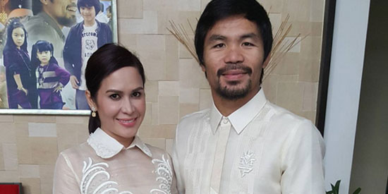 Philippine boxer Manny Pacquiao to run for senate