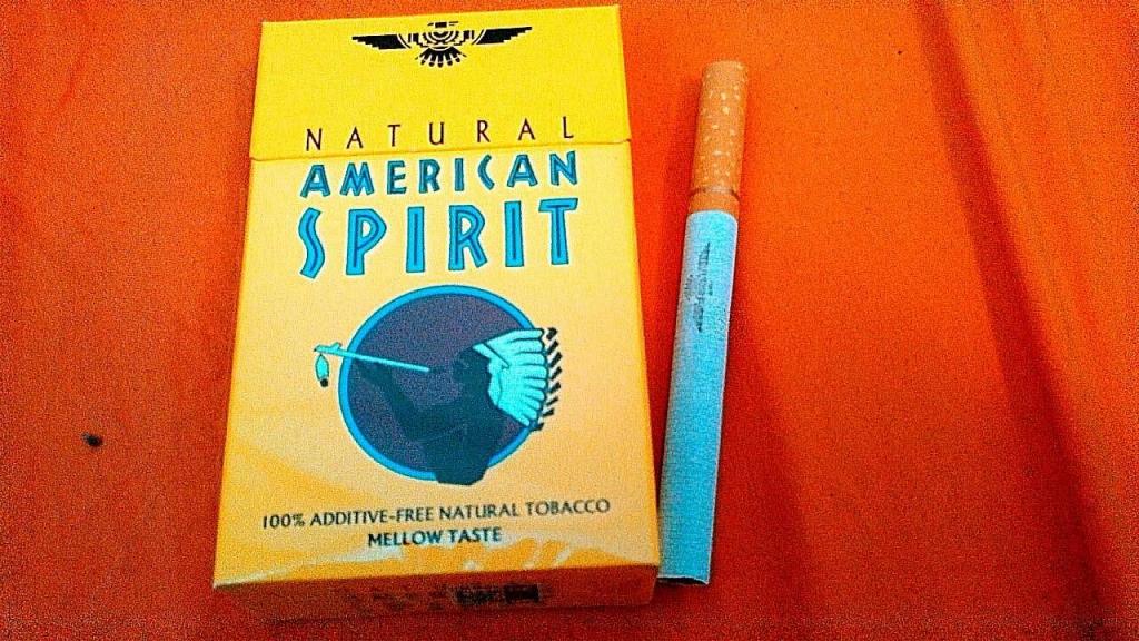 American-Spirit-cigarette