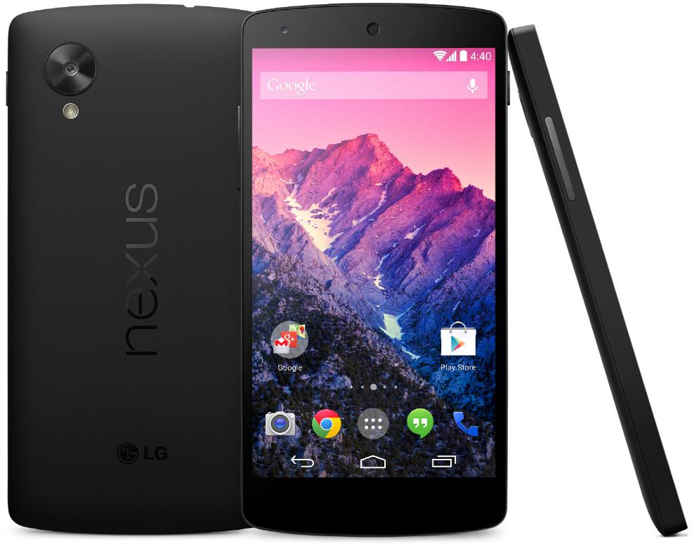 Nexus 5X vs Nexus 5 What's changed