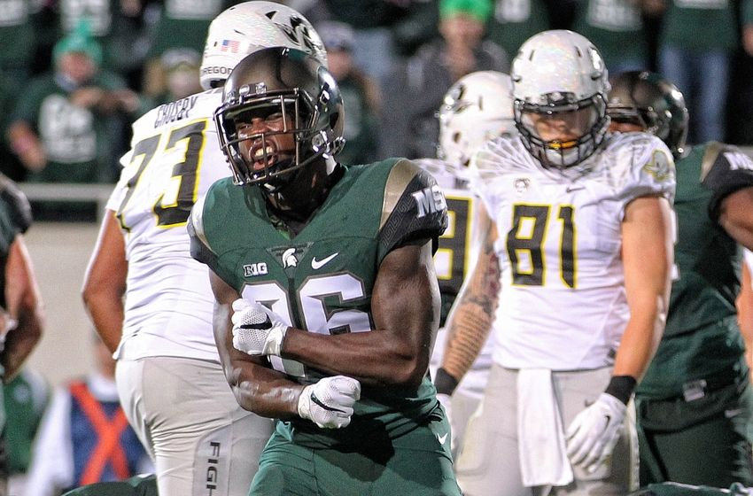 Michigan State Football RJ Williamson likely done for season