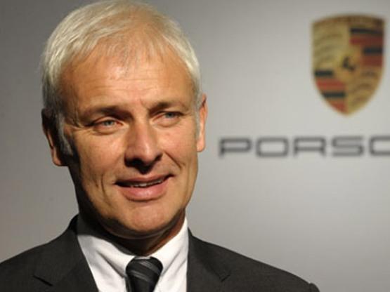 Porsche chief to take the wheel at Volkswagen