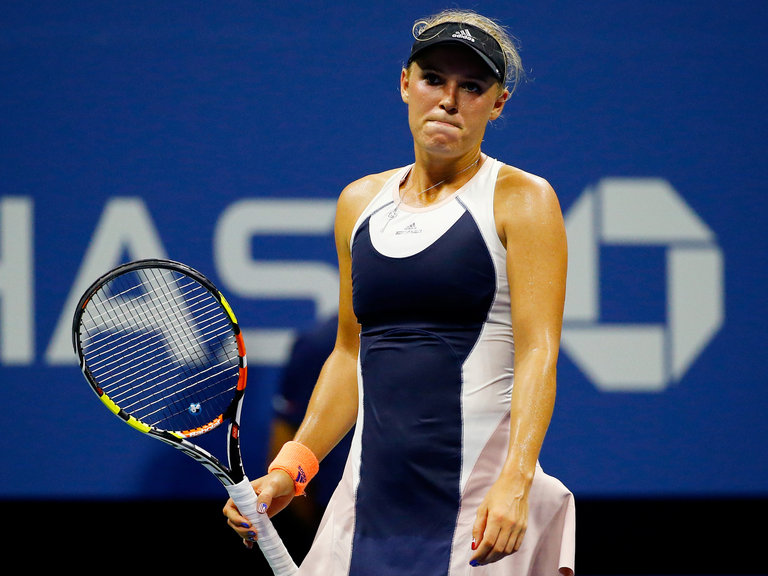 Caroline Wozniacki Surprise defeat