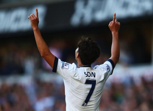 Tottenham 1-0 Crystal Palace Spurs find new prodigal Son as £22m man nets second-half winner