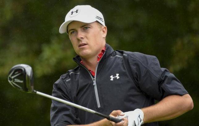 Spieth Leads Tour Championship