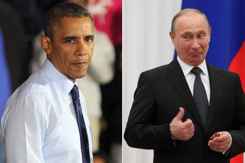 Putin a Hero Obama a Zero in War on ISIS