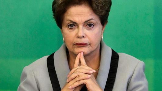 Dilma Rousseff president of Brazil