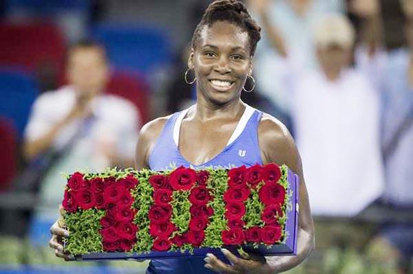 Venus claims 700th victory