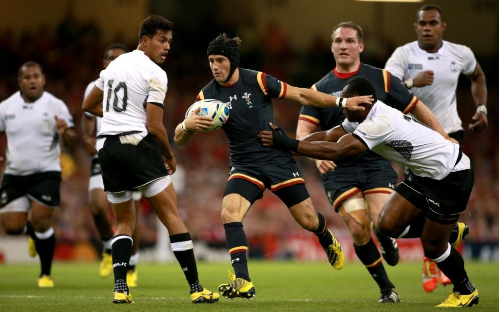 Wales 23-13 Fiji Analysis and player ratings