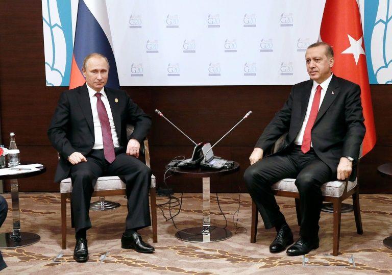 Erdogan wants to meet Putin'face to face in Paris