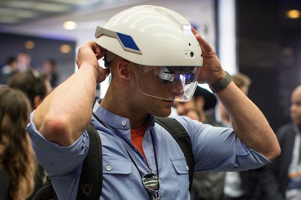 The DAQRI Smart Helmet
