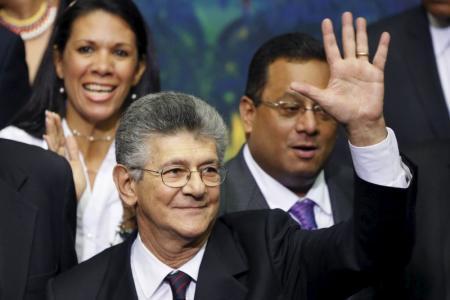 Its Up To Congress To Legislate >> Venezuela Congress Swears in 3 Disputed Opposition ...