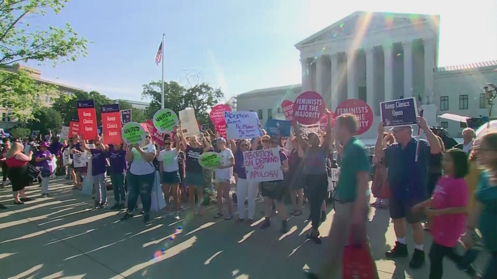 Or Groups Speak Out On Supreme Court Abortion Ruling