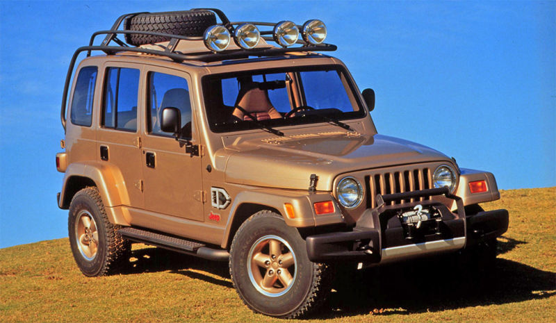jeep announce 75th anniversary wrangler