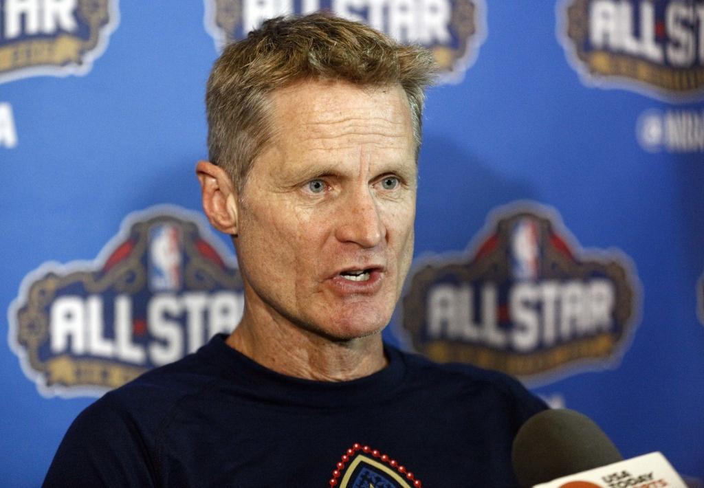 Warriors Coach Steve Kerr Sur Speaks Out On