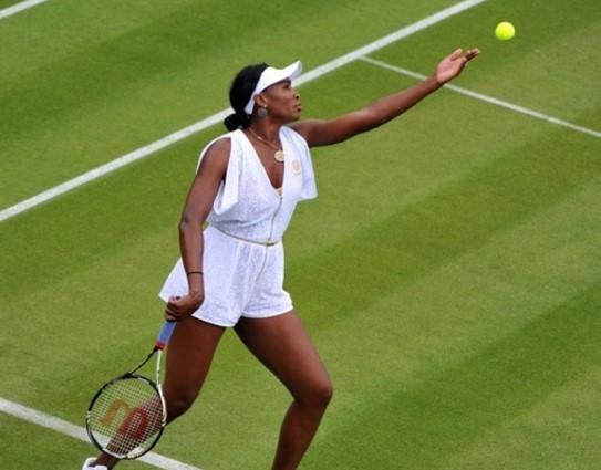 Venus Williams vs Jelena Ostapenko