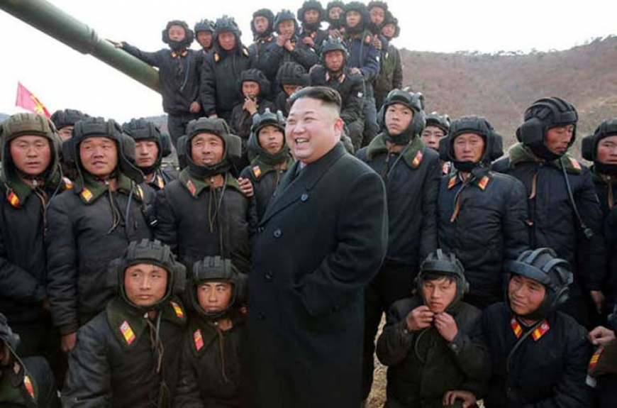 China Russia support North Korea urge USA for talks at UN