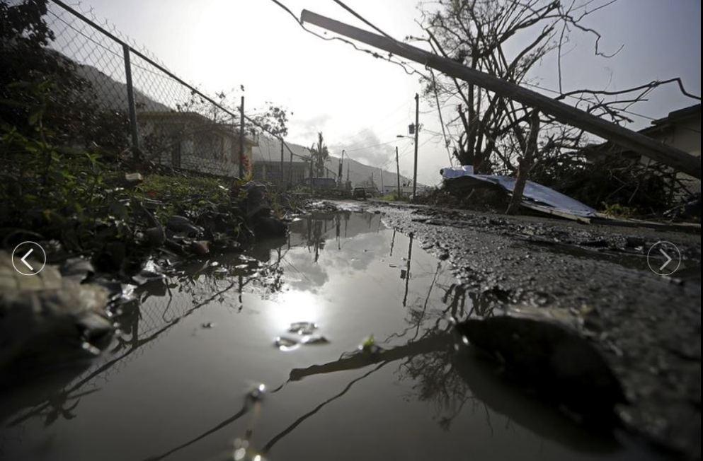 'Apocalyptic' devastation in Puerto Rico; Island faces humanitarian crisis Governor says