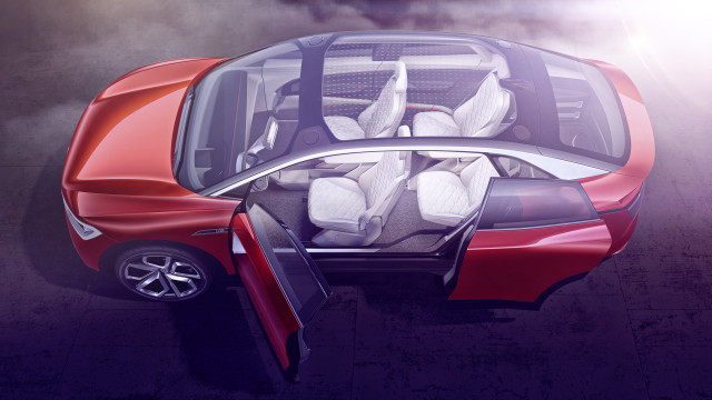 Volkswagen ID Crozz II concept 2017 Frankfurt auto show