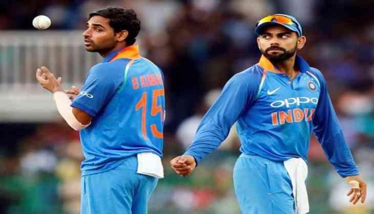 India vs Australia Live Streaming: AUS vs IND Live Cricket Score 5th ODI Match 1st October 2017