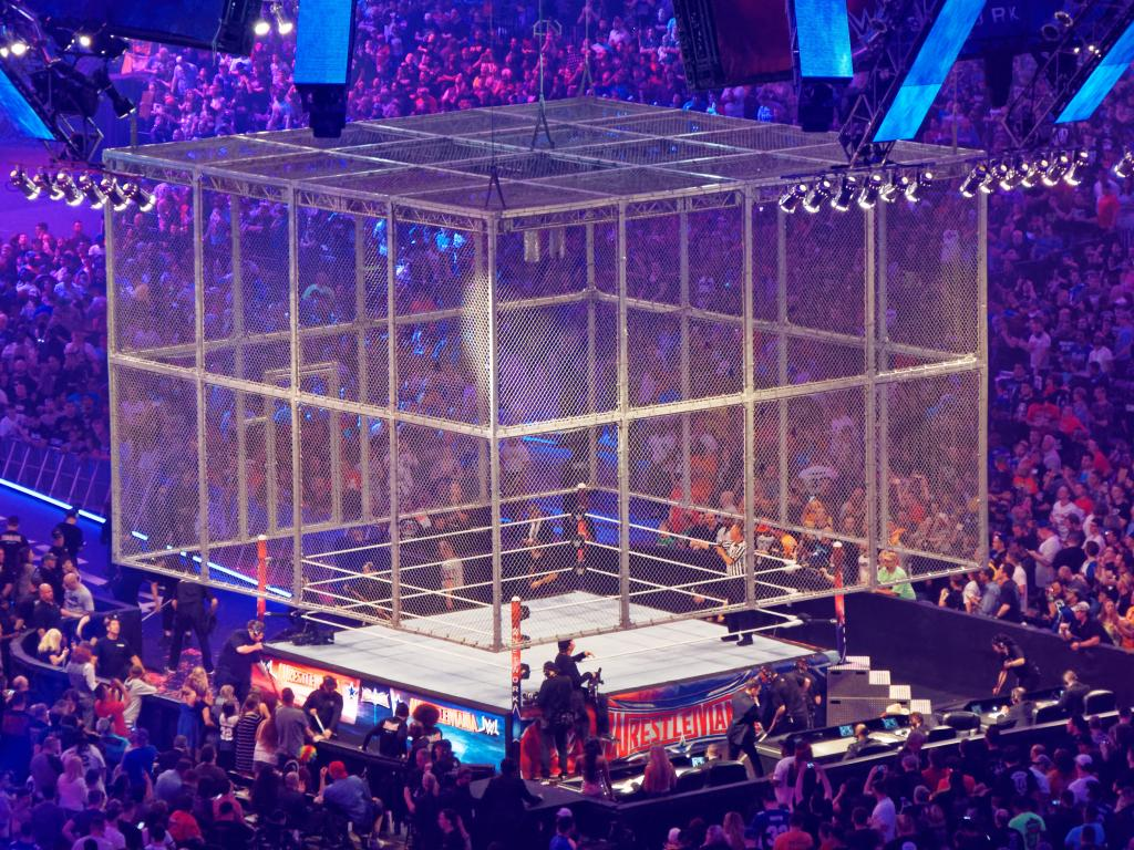 10 Craziest WWE Hell In A Cell Moments Of All Time