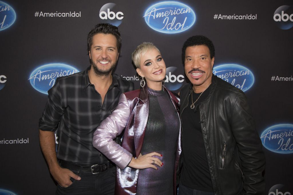 STAR SEARCH Luke Bryan Katy Perry and Lionel Richie at left will judge contestants like Dennis Lorenzo above left and Catie turner