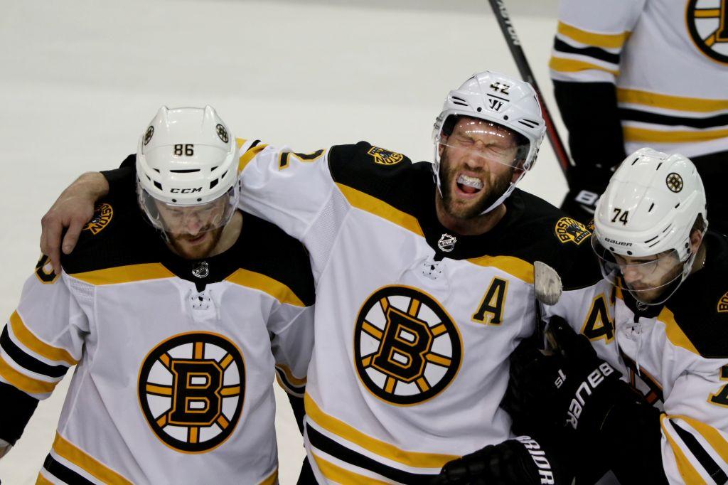 Bruins: Torey Krug out for rest of Lightning series