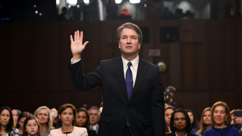 Kavanaugh sex assault allegations 'totally political:' Trump | Bangkok Post: news