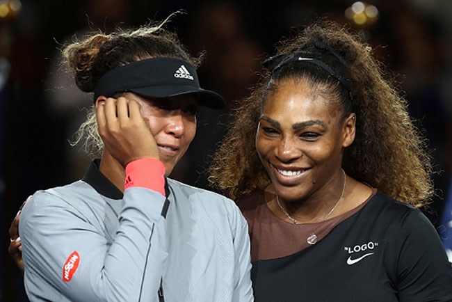 Serena Williams Fell To Naomi Osaka In A Tense US Open Final